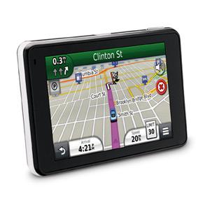 GPS навигатор Garmin nuvi 3490LT Россия